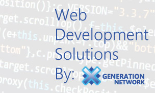 Web Development solutions by XGeneration.net